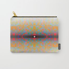 Momo pixel Carry-All Pouch