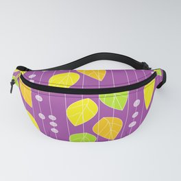 SOUND LEAVES Fanny Pack