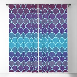 Watercolor Lovely Pattern VVIII Blackout Curtain