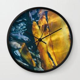 Fish Friends Wall Clock