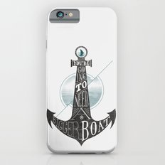 You're going to need a bigger boat iPhone 6s Slim Case