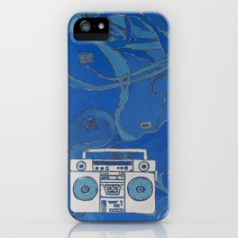 Dilla and David iPhone Case