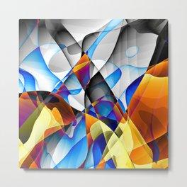 Art abstract Metal Print