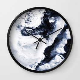 Drown #society6 #decor #buyart Wall Clock