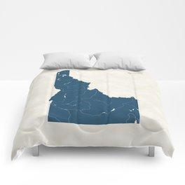 Idaho Parks - v2 Comforters