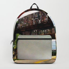 Graffiti Train Backpack