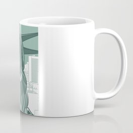 Miss Liberty Coffee Mug