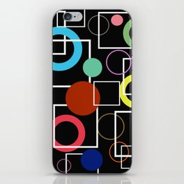 Geometric pattern 2 iPhone Skin