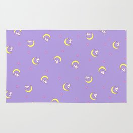 Sailor Moon · Usagi Bed Cover Version 2 Rug