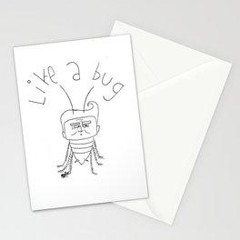Crush 'em Stationery Cards