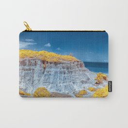 Cliff Panorama tropical Carry-All Pouch