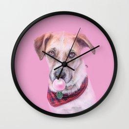 New Trick Wall Clock