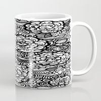 evil eye Mugs featuring Evil Eye by Emily N3ver
