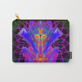 Lord Rokklu From Orion (Vallios Visual Kung Fu Collab) Carry-All Pouch