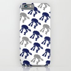 Navy and Gray AT-AT's iPhone 6s Slim Case