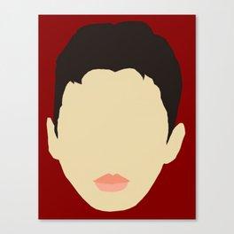 B.A.P Yongguk Canvas Print