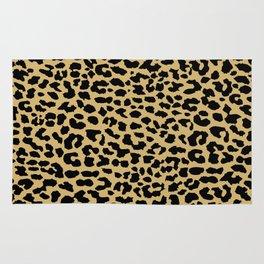 Neon Classic Leopard Rug