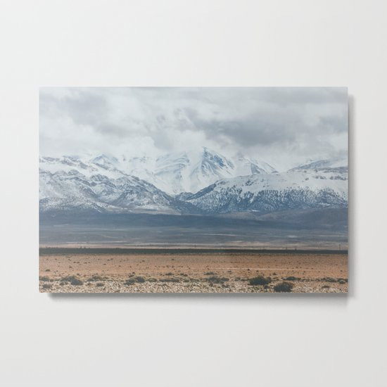 Atlas Mountains Metal Print