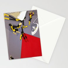 High X-Marks Stationery Cards