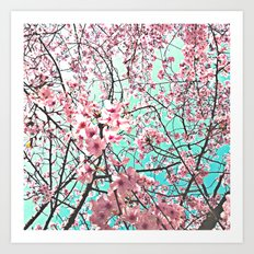 TREE 001 Art Print