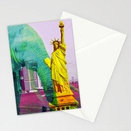 Herman I by Naoma Serna Stationery Cards
