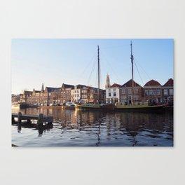Haarlem, the Netherlands Canvas Print