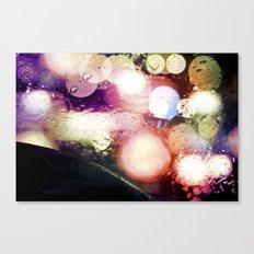 Raingb Canvas Print