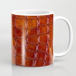 Rusty snake leather cloth imitation Coffee Mug
