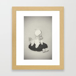 Introvertion Framed Art Print