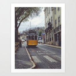 Portugal I Art Print