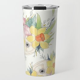 English Spring Garden Travel Mug