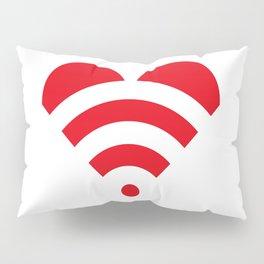 LOVE is all around Pillow Sham