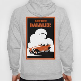 Austro-Daimler classic car Hoody