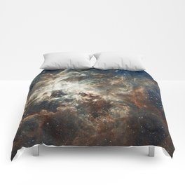 In the Heart of the Tarantula Nebula Comforters