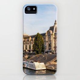 Musée d'Orsay - Paris iPhone Case