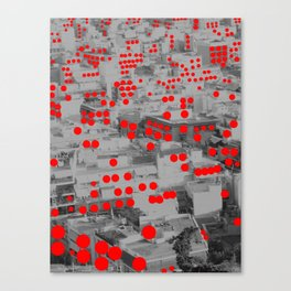 they. Canvas Print