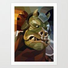 SW#12 Art Print