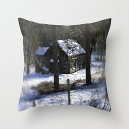 In my dreams... Throw Pillow
