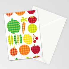 Gingham Goods Stationery Cards