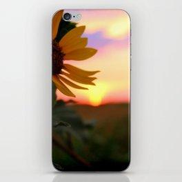 And The Sun Will Shine iPhone Skin