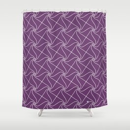 Abstract Pattern 2 Shower Curtain