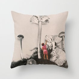 Magical dream Throw Pillow