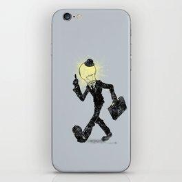 The Idea Man iPhone Skin