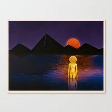Mindscape Transcendence  Canvas Print