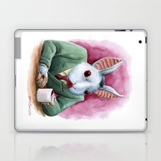 Count Fluffington, CPA Laptop & iPad Skin