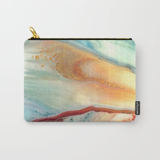 Colorful abstraction Carry-All Pouch