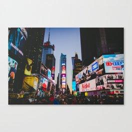 New York City 83 Canvas Print
