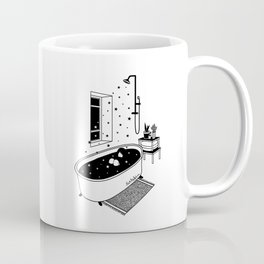 Stat Bath Coffee Mug