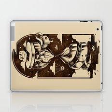 Time Heals Laptop & iPad Skin