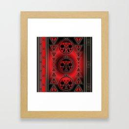 Ladybug Nation Framed Art Print